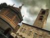 Bergamo (Italy) (panoround hutter) Tags: italy tower bergamo baptistery smörgåsbord torredelcomune