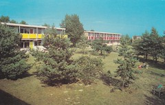 Pontins Hemsby Holiday Camp (trainsandstuff) Tags: vintage postcard retro pontins holidaycamp hemsby maddiesons