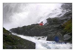 008 (Front Page Photography (uk)) Tags: norway waterfall troll ladyinred kjosfossen huldra