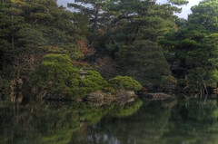Kyoto Imperial Palace on OCT 30, 2015 (69) (wakkanai097) Tags: japan nikon october kyoto hdr p7700