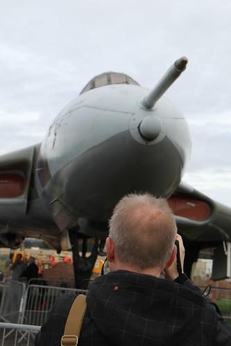 Avro Vulcan B.2A XM597 & Brian
