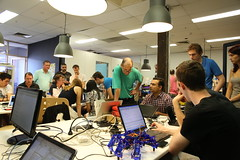 Internet of Things HackSpace @ Solidifier