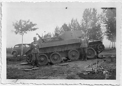 """Falcanary at an abandoned tank BT-7 • <a style=""""font-size:0.8em;"""" href=""""http://www.flickr.com/photos/81723459@N04/22638571740/"""" target=""""_blank"""">View on Flickr</a>"""
