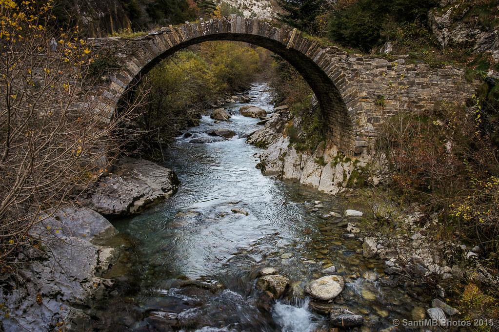El puente románico