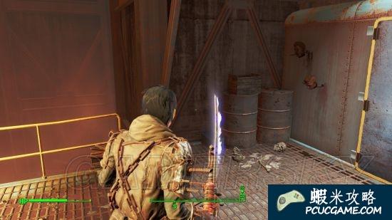 異塵餘生4 火焰武器刀獲得方法