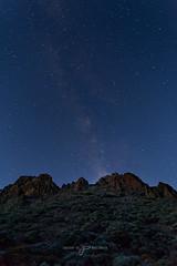 El parque nacional del Teide, Espaa (greg02100) Tags: parque noche paisaje via espana national tenerife paysage teide espagne nuit parc nacional canonef1740lusm voie lactea voielacte vialactea lacte canoneos5dmark2