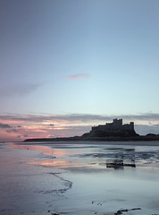 Dawn at Bamburgh 2 (loftylion9) Tags: storm sunrise gales northumberland bamburgh holyisland lindisfarne stmarys blyth amble stmaryslighthouse dunstanburghcastle embleton coquetisland blythbeach lowhauxley bambirghcastle