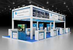 Exhibition Stand Examples