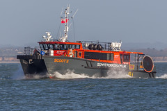 Scoot 2 (John Ambler) Tags: 2 sign ferry john river photography marine call fast just photographs maritime solent medina about enter cowes scoot ambler mmsi johnambler 2gas7 235095835