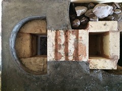 RMH0045 (velacreations) Tags: rmh woodburningstove rocketmassheater