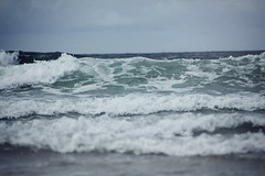 (Josieroo13) Tags: sea coast coastal ocean seaside seascape cornwall kernow westcountry uk england tide tidal shore offshore water thedeepblue moodyblues wave waves