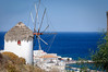 Windmill (Kevin R Thornton) Tags: d90 landscape travel mediterranean greece architecture mykonos nikon windmill mikonos egeo gr