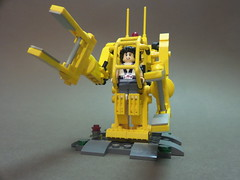 20161210_142909 (ledamu12) Tags: lego moc powerloader aliens caterpillar p5000