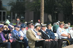 IMG_4429 (ONE/MILLION) Tags: pearl harbor remembrance remember day december71941 wesley bolin plaza phoenix arizona honolulu hawaii hats flags red white blue military veterans memorial salute williestark onemillion america wwii aircraft infamy live war us japan attack armed forces ships services ussarizona mightymo mighty mo usa speakers honor guard respect colors pledge allegiance
