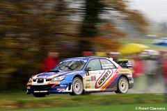 Rallye du Condroz (2010) (Robert Claessens) Tags: robert claessens bob sport moteur motorsport vitesse race car racing voiture course rennesport rallye rally rallying