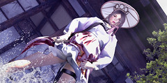 """Lethal Hanbok"" (Eripom^^) Tags: secondlife second life 2nd sexy sex cosplay ssoc sac pistol hanbok korean fashion combat outfit holster concealed carry handgun gun weapon dami shiny shabby maitreya upskirt tram 8f8 serene sanctuary cqb fight water splash asian virtual military landscape g18c exotic costume national drip erotic girl hentai"