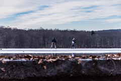 Holbrook Pond, Hebron, CT (billandkent) Tags: billcannon connecticut hebron hebronconnecticut holbrookpond us usa unitedstates billandkent 2016 pond ice hockeyskaters iceskating