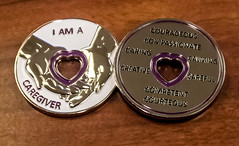 Open Heart (Outrageous Images) Tags: patriotcoins mikewengren davewadsworth outrageousimages colorado grandjunction aroundtown veteransartcenter collectorcoins rare limitededition outofproduction caregiver purpleheasrt