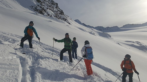 Pitztaler Gletscher 6.2.2017