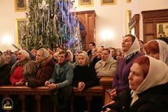 136. Nativity of the Lord at Lavra / Рождество Христово в Лавре 07.01.2017