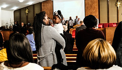 The Church project-2019149 (Gene Trent) Tags: church firstame seattle ame mother child daughter littlegirl