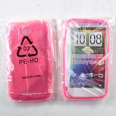 HTC Sensation XL Runnymede Protective Case - Pink