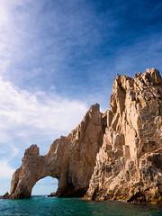 Lands End (Objects1000) Tags: tamron rockformation arch ocean nikon travel geology bluesky majestic sky seascape sea nikond750 turquoisewater rocks cabosanlucas bajacaliforniasur mexico mx