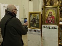 Octavario por la Unidad de los cristianos _ 156 (Iglesia en Valladolid) Tags: parroquiaortodoxadesanjoaquínysantaana capilladelacongregación icono iconos