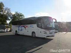 VDL Futura - B34 - ASTT (Clément Quantin) Tags: autocar astt vdl futura fhd2 129 b34 cr834av saintémilion villemaurine tourisme