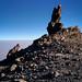 Steinskulpturen - Gipfeltag - 3. Tag Mount Meru Tour, 2016