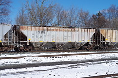 NW 177745 (Fan-T) Tags: berea nw covered hopper ohio 177745