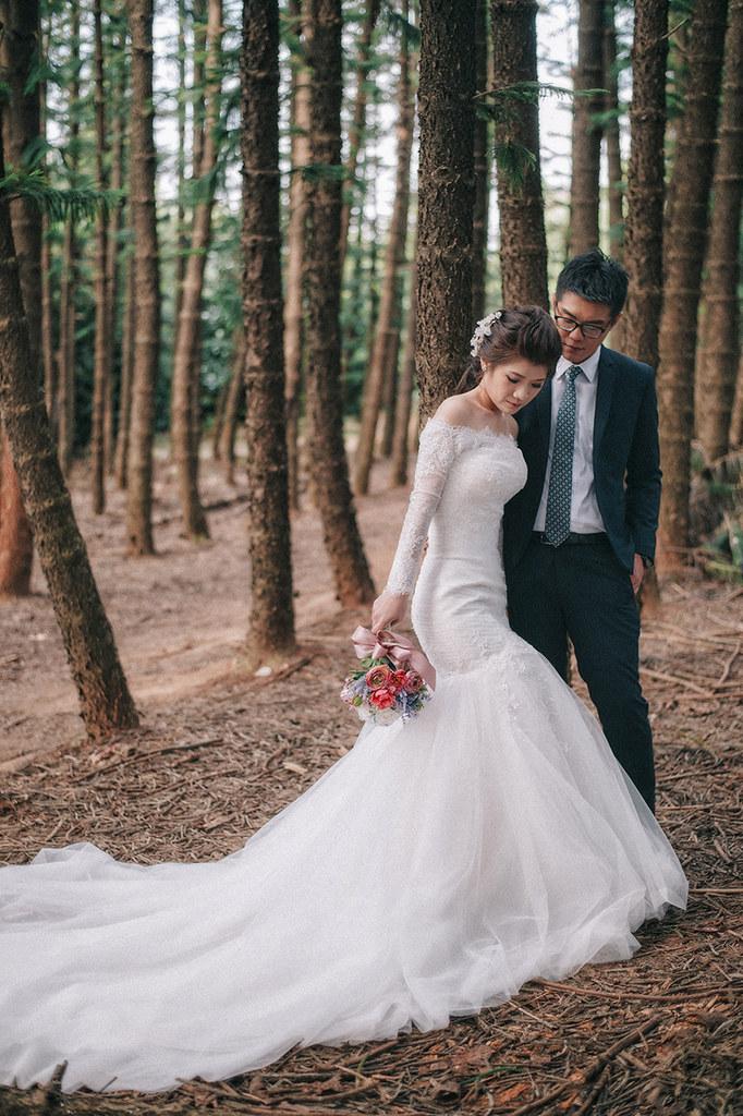 [自助婚紗] 文正 & Shan / 台中斑馬咖啡