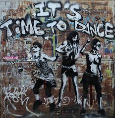 Graffiti hinter der Arena (socialwebforscher) Tags: art berlin canon1635mmf28liii canoneos5dmarkiv grafitti grosstadt kreuzberg kunst menschen sehenswürdigkeit strasenleben verkehr