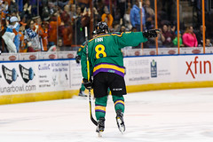 "Missouri Mavericks vs. Quad City Mallards, January 21, 2017, Silverstein Eye Centers Arena, Independence, Missouri.  Photo: John Howe / Howe Creative Photography • <a style=""font-size:0.8em;"" href=""http://www.flickr.com/photos/134016632@N02/32487055336/"" target=""_blank"">View on Flickr</a>"