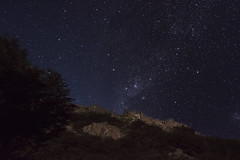 Huemul_estrellas1 (JLopezS) Tags: laguna huemul chillán chile