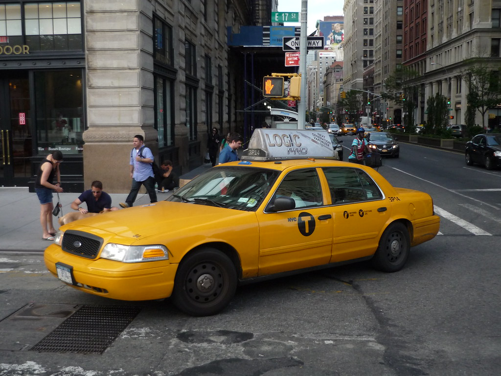 The Worlds Best Photos of nyccab  Flickr Hive Mind