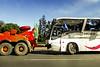 Dépannage (habib kaki) Tags: algérie الجزائر bus higer accident dépannage dépanneuse جر حافلة حادثمرور سحب قطر جرار tracteur