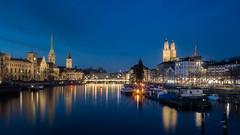 Dark Blue Zurich