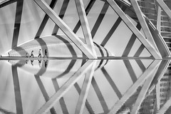 Evolution (TS446Photo) Tags: architecture art science culture evolution human modern reflection lines contrast black white city ybs2017