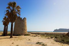 Sardegna (Obiettivo Leonch) Tags: seleziona sardegna ricchezza sardinia cagliari poetto torre aragonese sella del diavolo spiaggia mare sea tower landscape paesaggio