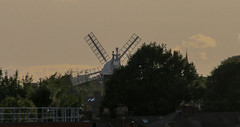 Holgate Windmill from the city wall