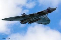 Vulcan Bomber (stevenab62) Tags: festival aircraft air vulcan bomber bournemouth raf