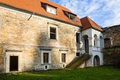 Castle renovations (Raoul Pop) Tags: windows castle architecture corner medieval historic romania renovations cris ro transilvania doorways