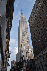 Empire State Building (trphotoguy) Tags: nyc ny newyork skyscraper manhattan empirestatebuilding empirestate