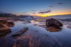 2M9A0210 - Turimetta Beach Just before Sunrise (Gil Feb 11) Tags: au australia newsouthwales warriewood
