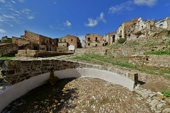 Poggioreale, Sicily, October 2015 027 (tango-) Tags: italien italia sicily italie sicilia belice sizilien sicilie terremotodelbelice belicevalleyearthquake