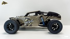 JACKAL - Trophy Truck by Thunder Tiger (mastergery) Tags: scale jackal offroad review 4wd rccars unboxing rccar basher youtube thundertiger 1to10 rctruck trophytruck desertbuggy instapic rcbuggy rockracer instaoftheday u4rc rclife thundertigerjackal rclifestyle mastergery