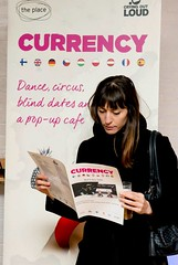 CURRENCY 2014 Festival Launch (photo Camilla Greenwell)