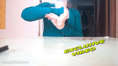 21212 (MyBodyFlexible) Tags: beautiful crazy amazing extreme fingers rubber amateur contortion backbend flexible gimnastica rubberhand rubberfinger frontbend mybodyflexible