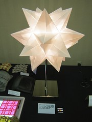 PCOC 2015 – Exhibits (Pentadactyl Mammal) Tags: star origami modular tomokofuse pcoc2015